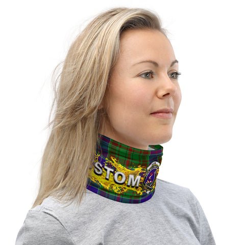 Image of Custom Neck Gaiter - Adam Tartan Neck Gaiter
