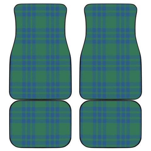 Car Floor Mats - Clan Montgomery Ancient Plaid Tartan Car Mats - 4 Pieces