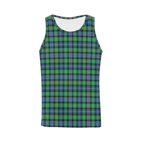 Image of Murray Of Atholl Ancient Tartan All Over Print Tank Top Nl25 Xs / Men Tops