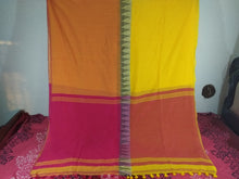 Load image into Gallery viewer, Modhyamoni Cotton Saree With Blouse Piece
