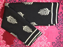 Load image into Gallery viewer, Mul Mul Cotton Saree With Blouse Piece