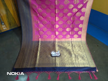 Load image into Gallery viewer, Opara silk saree with blouse piece