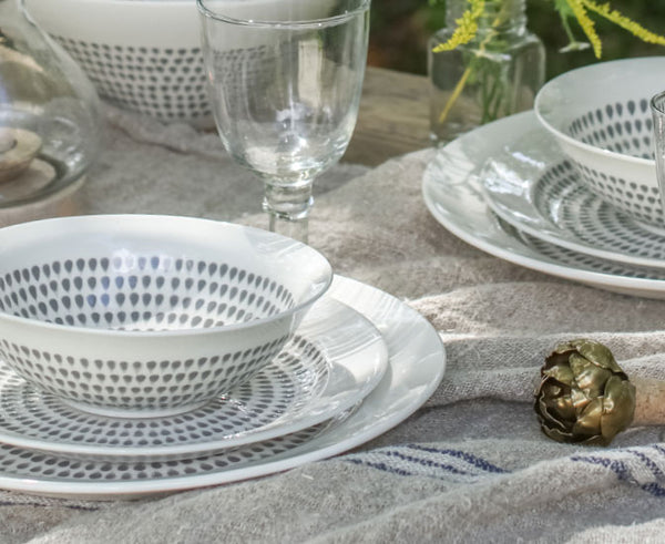 Glass with Tableware