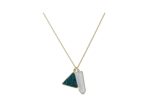Zari Pendant Necklace