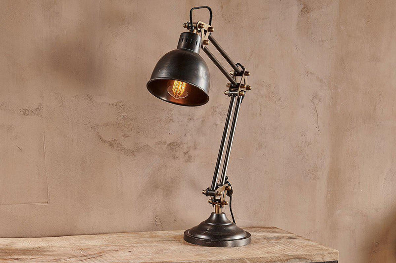 Nkuku LIGHTING Akono Desk Lamp