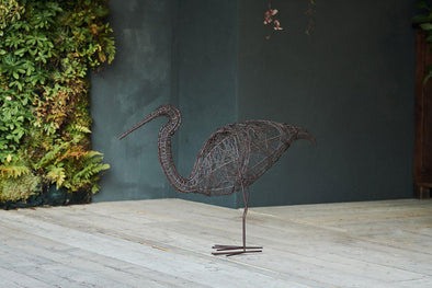 Nkuku DECORATIVE ACCESSORIES Bayso Wading Bird