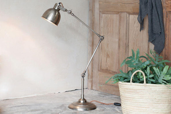 Nkuku LIGHTING Biri Desk Lamp