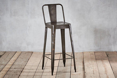 Nkuku FURNITURE Chari Bar Chair