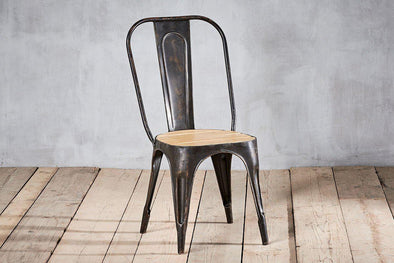 Nkuku FURNITURE Chari Mango Wood Chair