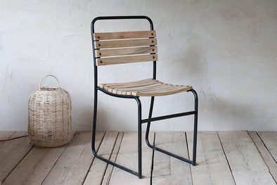 Nkuku FURNITURE Dema Wooden Chair