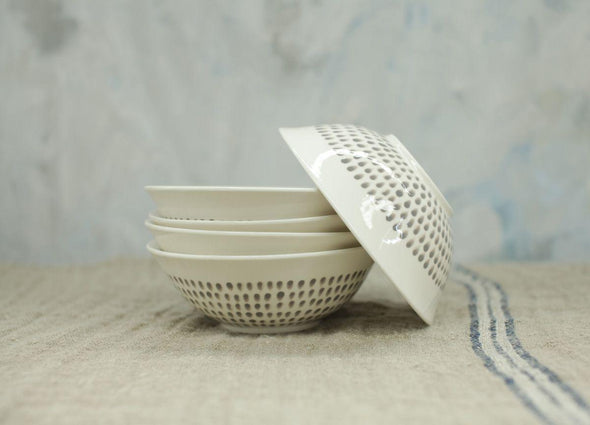 Nkuku TABLEWARE Dew Drop Bowl