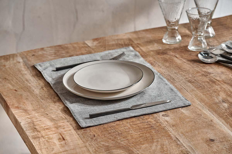 Nkuku KITCHEN LINEN Duala Table Mat (Set of 2)