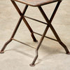 Nkuku FURNITURE Ekete Iron Folding Stool
