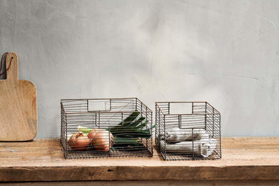 Nkuku KITCHEN STORAGE Inkollu Storage Basket