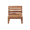 Nkuku FURNITURE Jaisalmer Reclaimed Teak Modular Seat Section