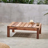 Nkuku FURNITURE Jasailmer Relcaimed Teak Coffee Table