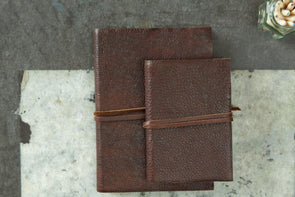 Nkuku ALBUMS & JOURNALS Kadira Leather Journal