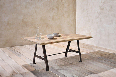 Nkuku FURNITURE Kiama Dining Table - 220cm