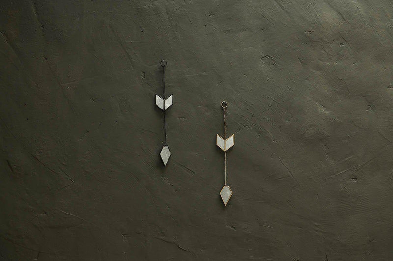 Nkuku DECORATIVE ACCESSORIES Kiko Decorative Wall Art - Arrow