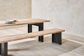 Nkuku FURNITURE Kora Bench - 220cm