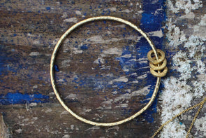 Nkuku JEWELLERY & ACCESSORIES Lalia Bangle