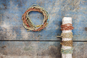 Nkuku JEWELLERY & ACCESSORIES Mawia Bead Bracelet