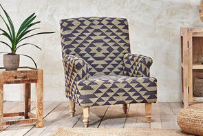 Nkuku FURNITURE Odum Armchair