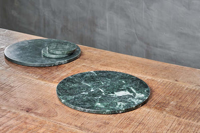 Nkuku TABLE ACCESSORIES Ovah Marble Tablemat