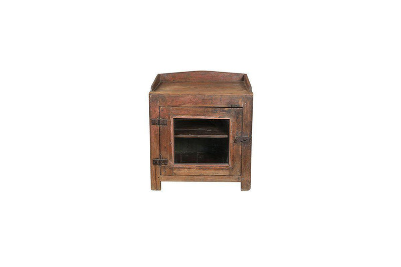 Nkuku INDIAN ANTIQUES FURNITURE Reclaimed Wooden Cabinet