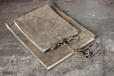 Nkuku ALBUMS & JOURNALS Suede Photo Album