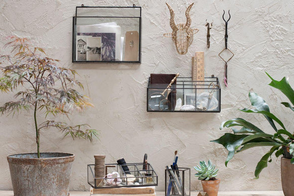 Nkuku DESK ACCESSORIES Taborah Wall Hung Desk Organiser