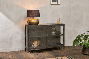 Nkuku FURNITURE Tiko Iron Sideboard