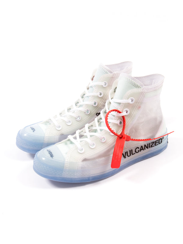 Nike - Off-White x Converse Chuck Taylor All Star