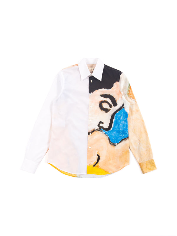 Marni - Kiss Print Long Sleeve