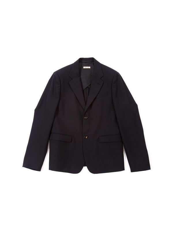 Marni - Tropical Wool Suit Jacket