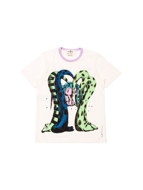 Marni - Cotton Jersey T-Shirt