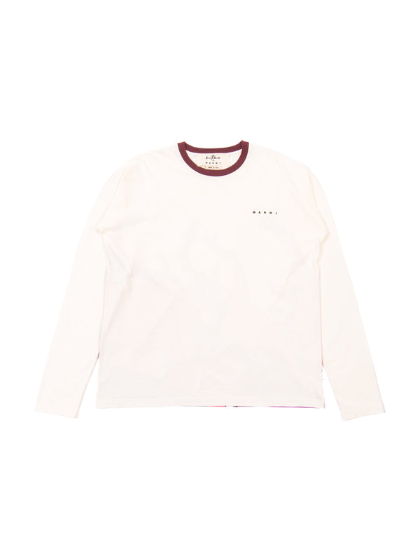 Marni - Long Sleeve Cotton Jersey