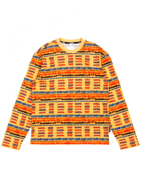 Napapijri Silver - Wallace Long-sleeve