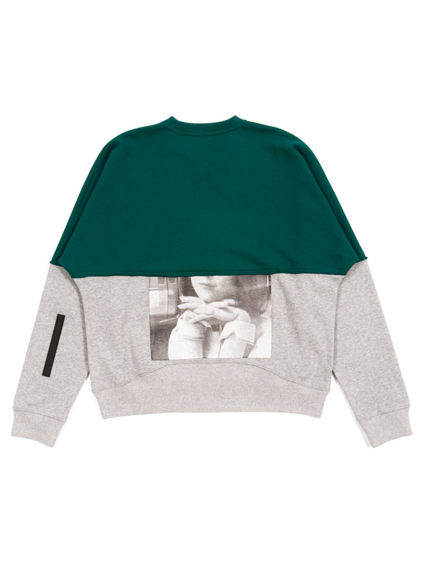 Pam - Ppaamm Half Way Crew Neck