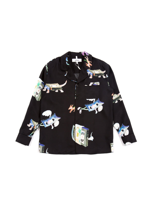 Soulland - Richman Silk Shirt