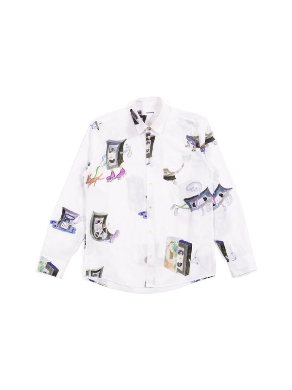 Soulland - Kujan All Over Print Shirt