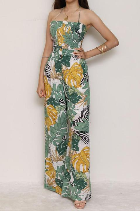 Palm Spring Jumpsuit