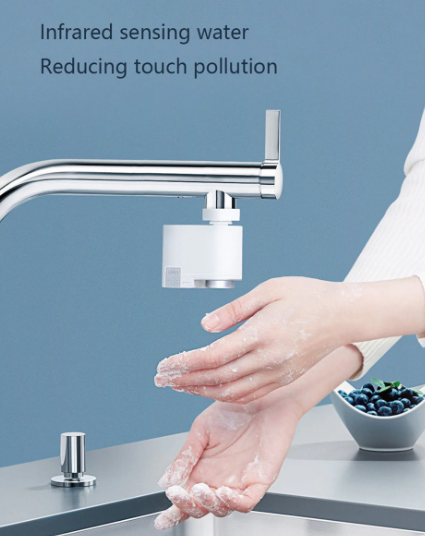 Smart Eco-Friendly Water Saving Tap Nozzle Hopulp