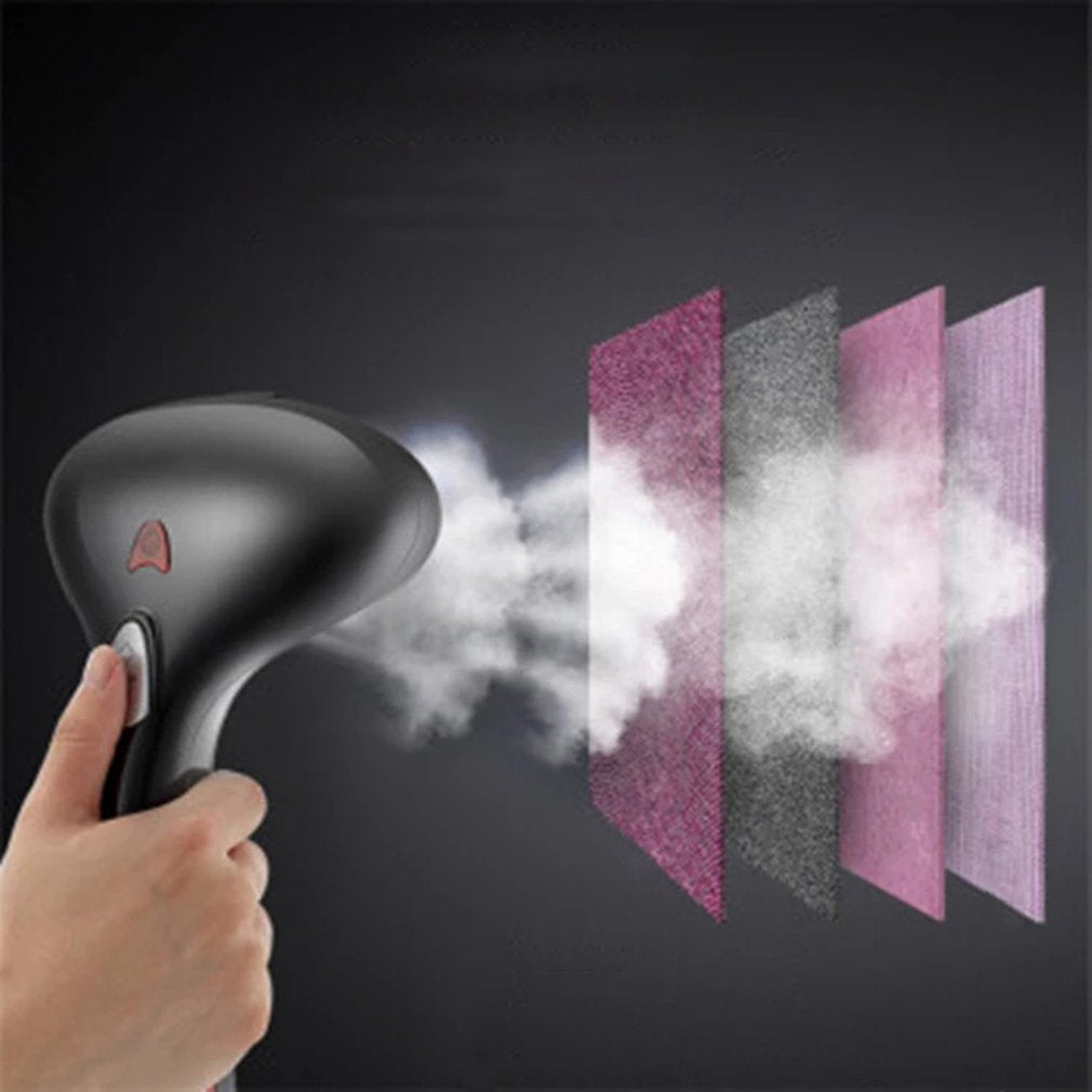 Portable Dry Cleaning Steam Brush