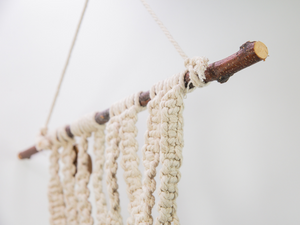 Cotton Macrame