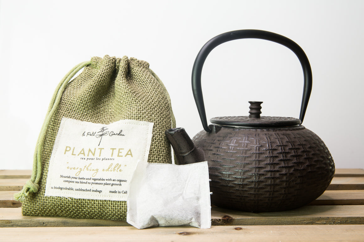 Plant Tea - Everything Edible