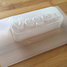 Load image into Gallery viewer, 3.4 oz Vegan Bar Plastic Mold