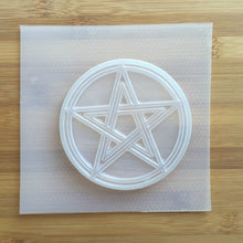 Load image into Gallery viewer, 10 cm Pentagram Sign Plastic Mold