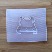 Load image into Gallery viewer, Cat UFO Ship Shaker Plastic Mold