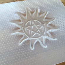 Load image into Gallery viewer, Bohemian Sun Plastic Mold